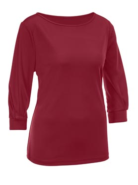 T-shirt rouge