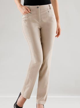 Jean affinant cotton feeling 2 poches