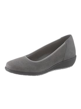 Ballerines anthracite