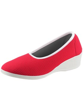 Chaussons rouge