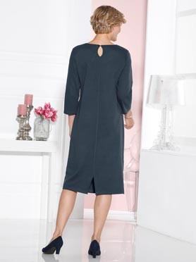 Robe femme indispensable manches 3/4