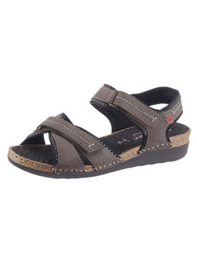 Sandales taupe