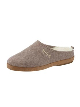 Mules taupe